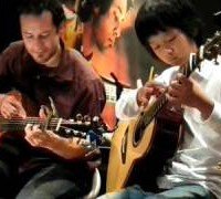 (Pachelbel) Canon  – Trace Bundy & Sungha Jung