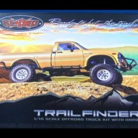 RC ADVENTURES – SCALE RC TRUCK – RC4WD Trail Finder 2 – 4X4 Toyota Hilux – BV1 UnBox & Roller Build