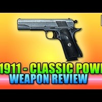 M1911 Review – Classic Killing Power (Battlefield 3 Gameplay/Commentary)