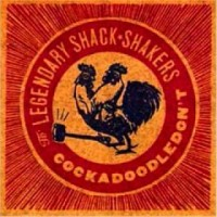 Legendary Shack Shakers – Blood on the Blue Grass
