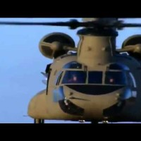 CH 47 Chinook in action hd 2014