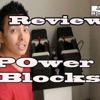 Powerblock U 125  Dumbbells review