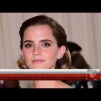 Emma Watson reveals the intimate details of her beauty regime