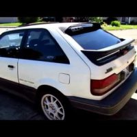 1988 Mazda 323 GTX 4WD Turbo – My 13th Car I have ever owned